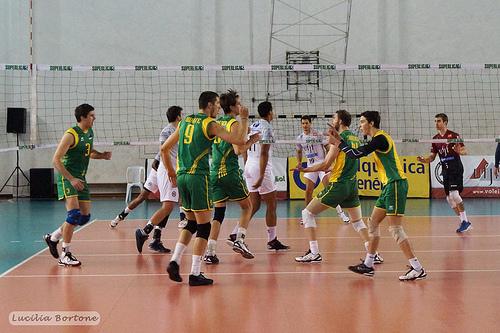 Seleção australiana levou a melhor no 2º jogo.  Foto: Lucilia Bortone