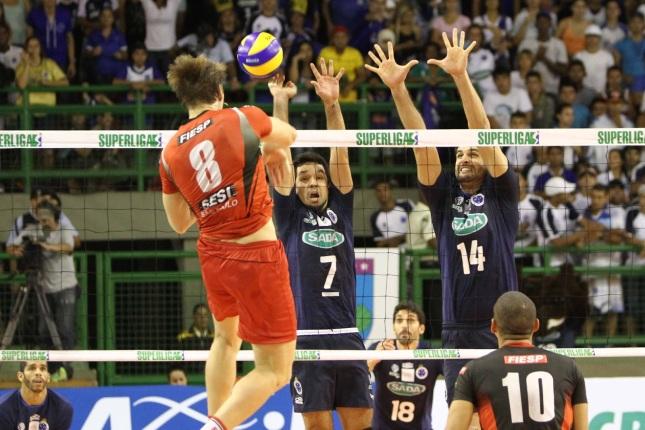 Foto: DIvulgação CBV/ Alexandre Arruda.