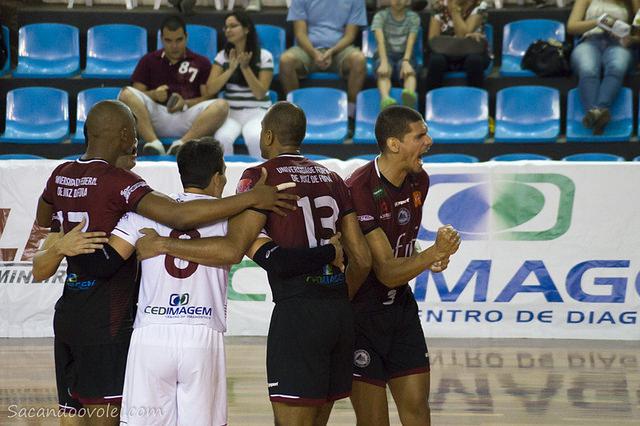 __     UFJF terminou a primeira fase do Campeonato Mineiro com 4 pontos conquistados. Foto: Lucilia Bortone