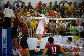 Vôlei Brasil Kirin já está garantido nas semifinais do Paulista (Foto: Lucilia Bortone/Sacandoovolei - arquivo)