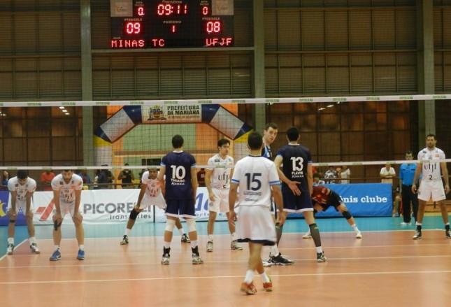 _      Juiz de Fora segue sem somar pontos na competição. Foto: Assessoria Minas Tênis Clube / divulgação
