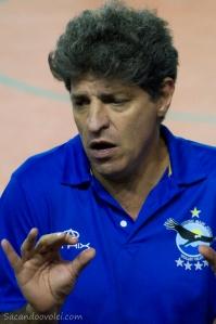 A equipe de Fabian Armoa venceu a primeira partida do desafio