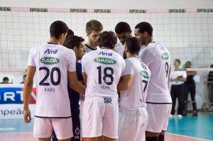 _ Sada/Cruzeiro é o atual campeão da Superliga. ( Foto: Lucilia Bortone)