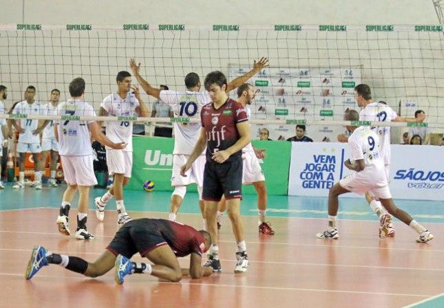 _ Derrota amarga para os planos da UFJF. ( Foto: Leonardo Costa/Tribuna de Minas)