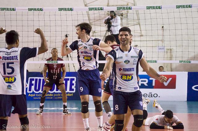 Montes Claros se impôs desde o início e não deu chances para Juiz de Fora. (Foto:Lucilia Bortone/Sacandoovolei.com)
