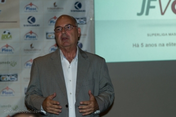 Evento JF Vôlei Sócio-torcedor