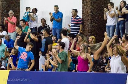 JF Volei 3 x 2 Sada Cruzeiro - 09.03.2016