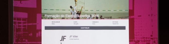 Evento JF Volei - 16.05.2016