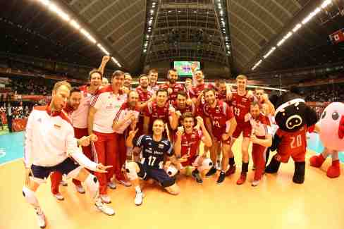 PolandqualifyfortheRio2016OlympicGames