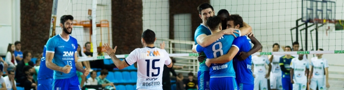 Mineiro 2016 - JF Volei 0 x 3 Minas Tenis Clube - 03.09.2016