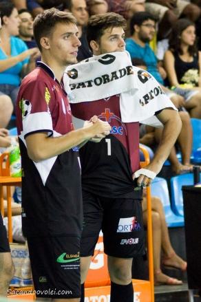 JF Volei 3 x 2 Voleisul/Paqueta Esportes - 09.01.2016
